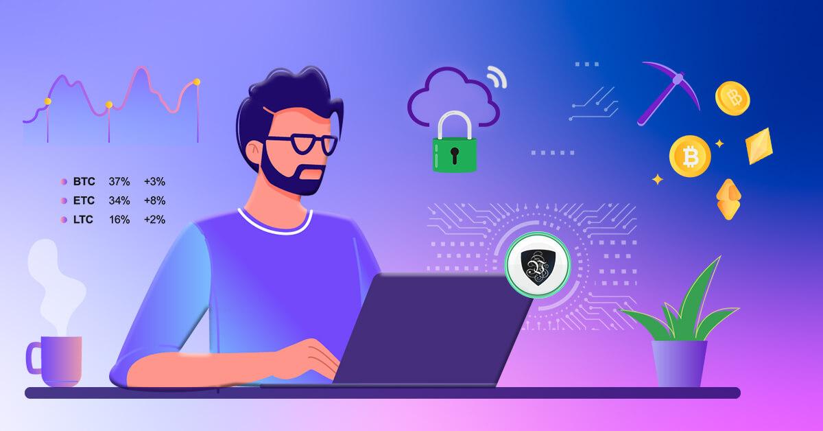 Нужен ли Вам VPN для майнинга криптовалюты?