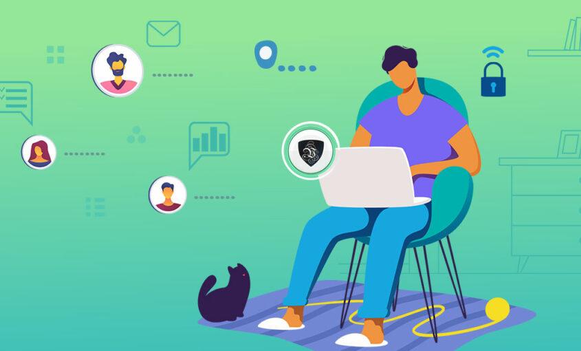Как защитить свой компьютер при удаленной работе? | Le VPN | ВПН