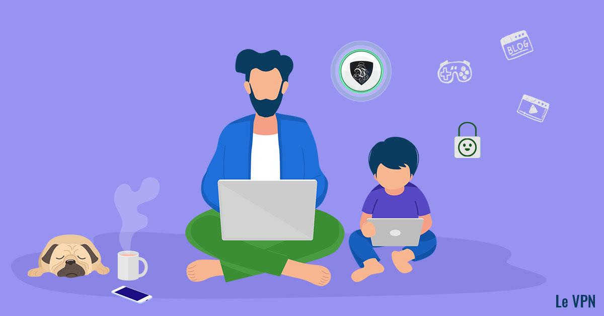 Кибергигиена для родителей | Кибергигиена | Кибергигиена и ВПН | Кибергигиена и VPN | Le VPN