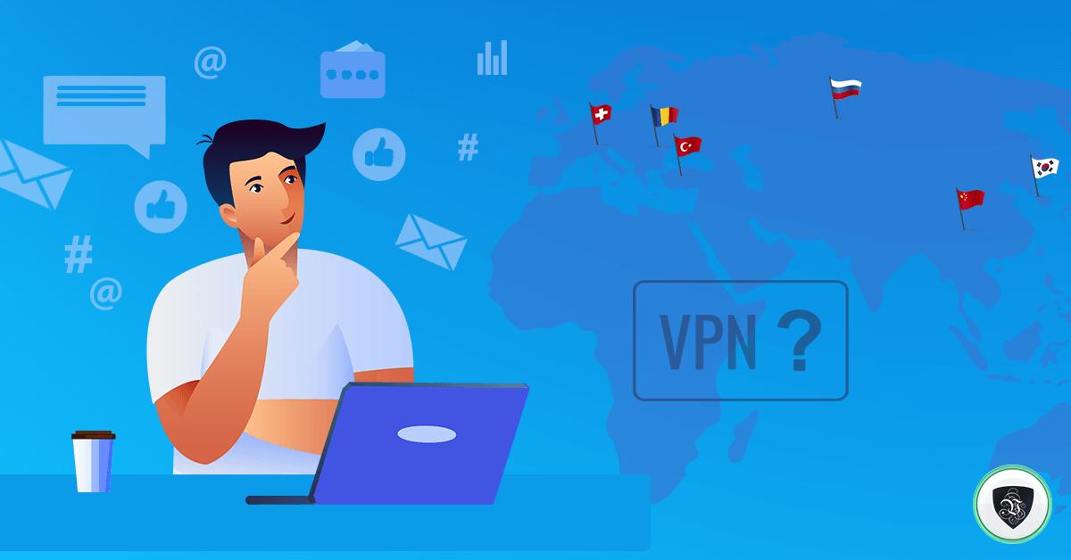 В какой стране находится самая безопасная и лучшая VPN?