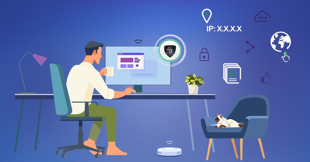Обязательно ли нам использовать VPN для дома? Le VPN | ВПН