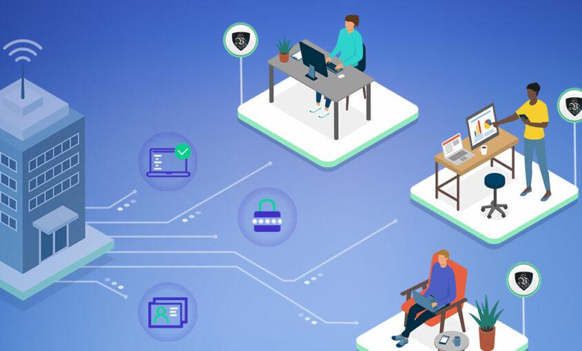Советы для кибербезопасности бизнеса с удаленными сотрудниками   Le VPN   ВПН