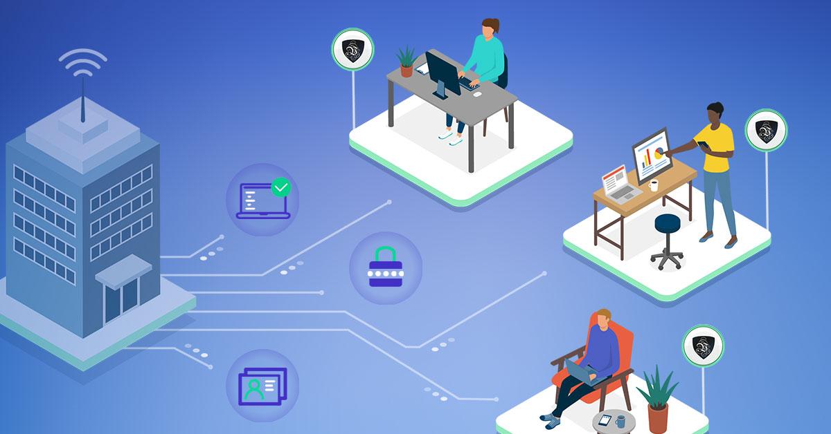 Советы для кибербезопасности бизнеса с удаленными сотрудниками | Le VPN | ВПН