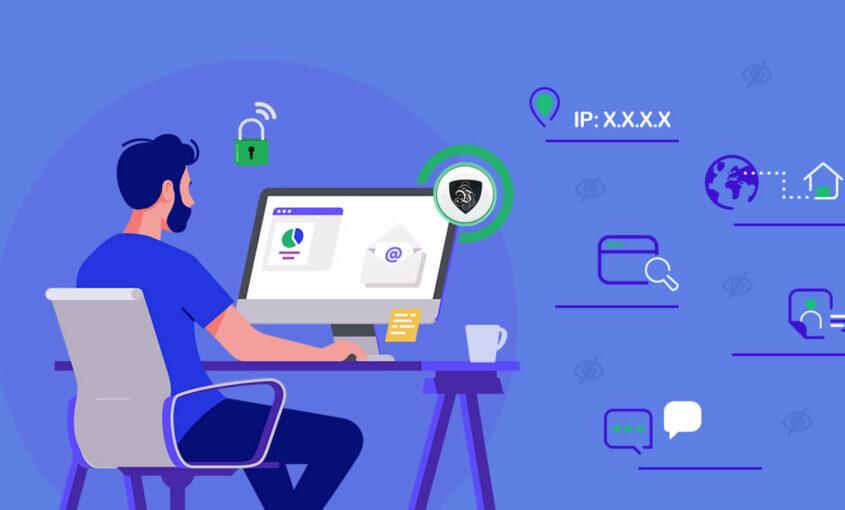 VPN for online privacy