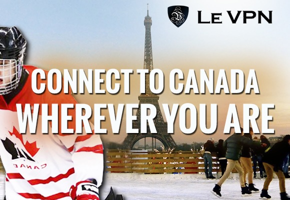 VPN in Canada | Canada VPN | Le VPN