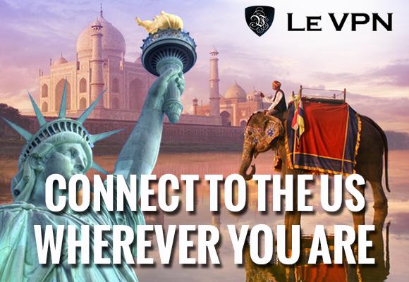 Le VPN | USA VPN | American VPN