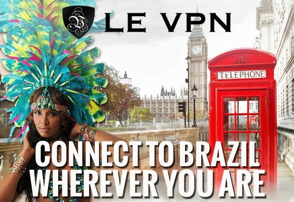 Brazil VPN   Brazil IP   IP in Brazil