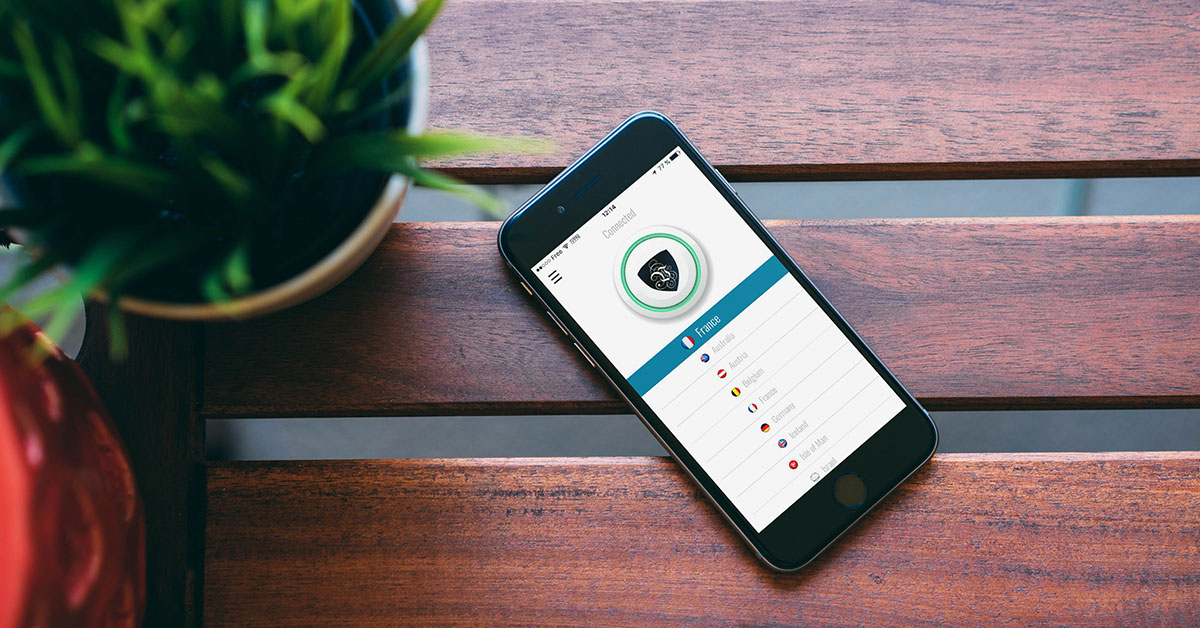 Le VPN for iPhone | The best VPN for iPhone | best VPN iPhone app