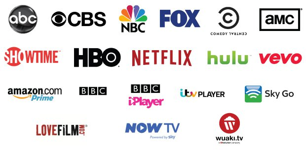 Watch the World's Best TV Through a VPN