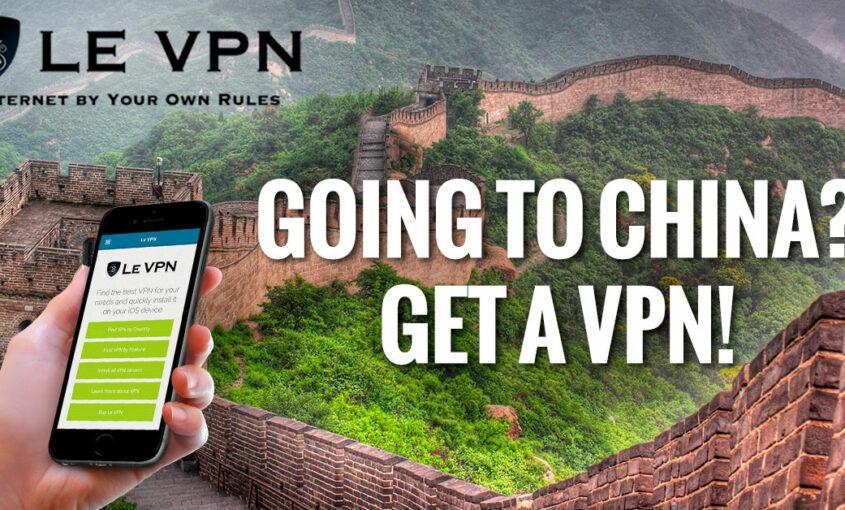 Internet chinese censorship thightens. | Le VPN