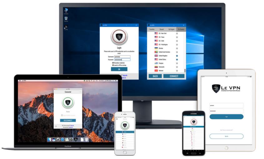 Read more about Internet security. | Le VPN