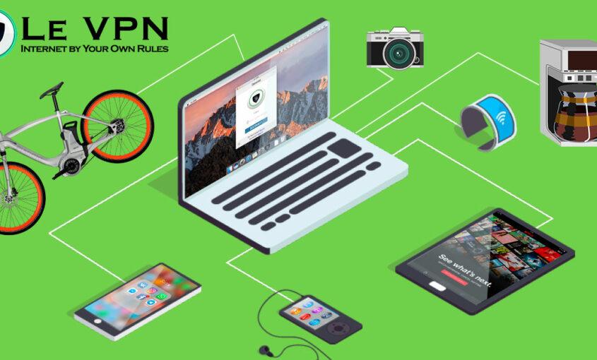 Internet of Things | IoT | Le VPN