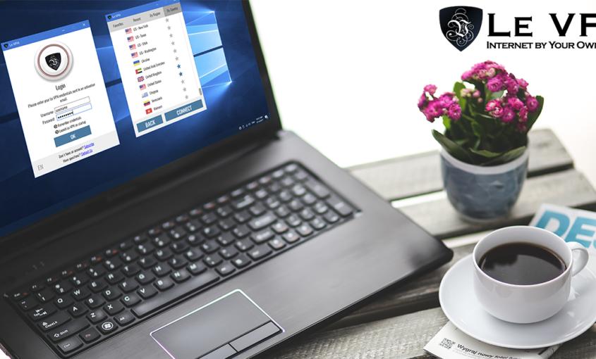 Windows VPN software | best VPN for Windows | Le VPN software for Windows