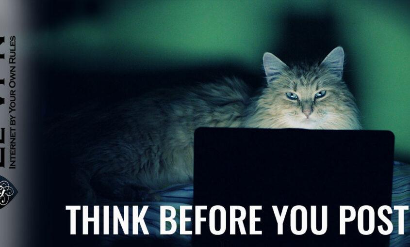 Forget about Facebook privacy concerns. | Le VPN.