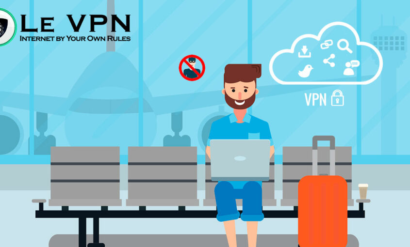 What is cyber security risk when using public Wi-Fi? | Le VPN