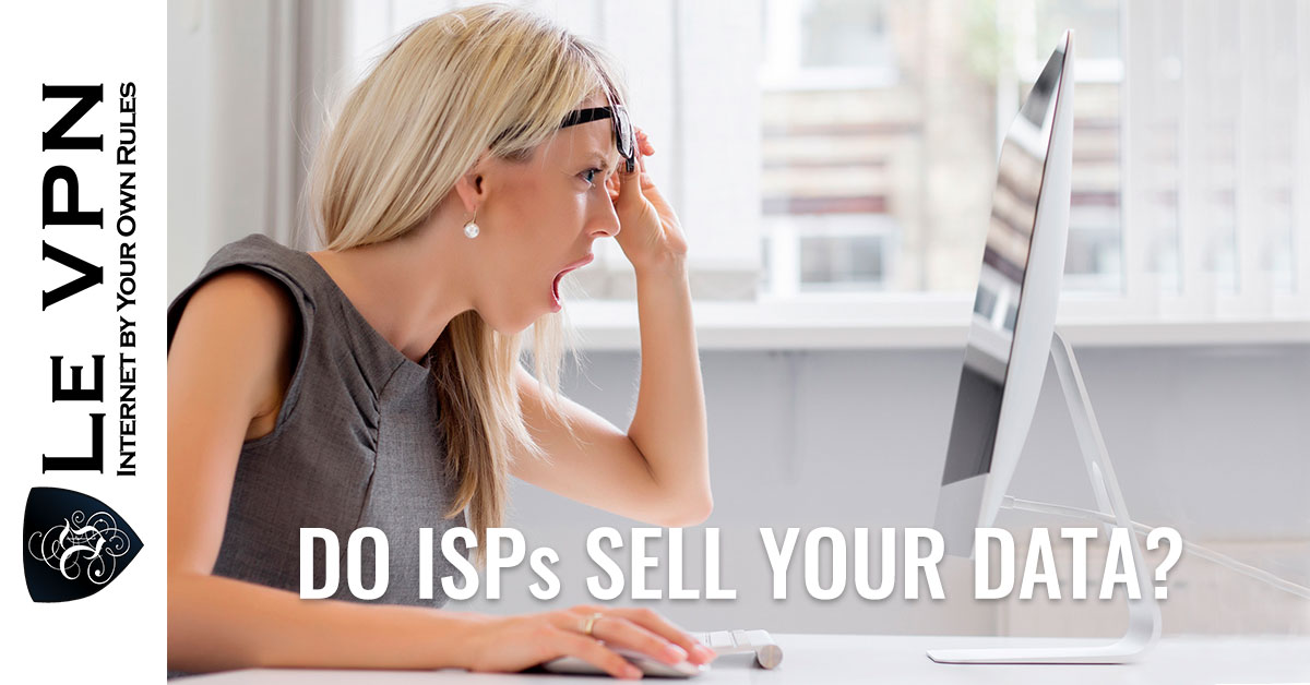 Can ISPs Sell Your Data?