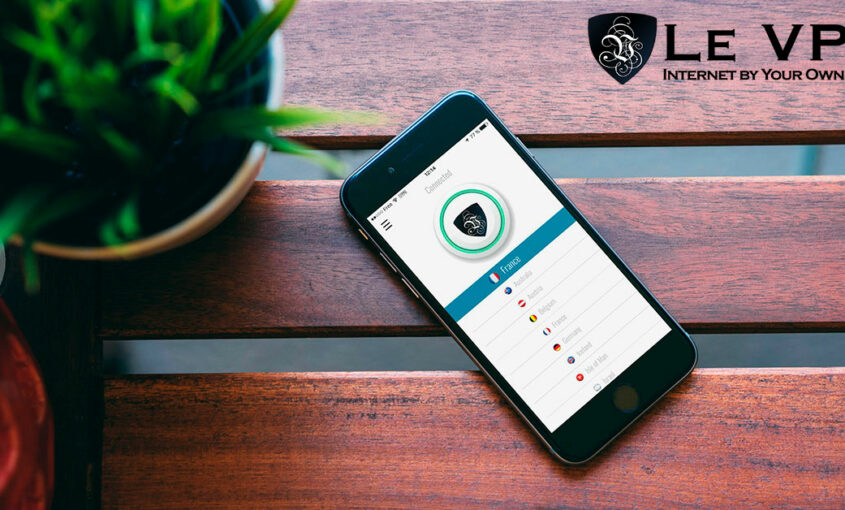 Ensure your internet safety and online privacy with Le VPN.