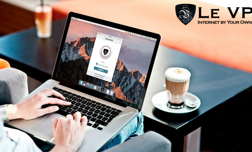 Le VPN offers wifi security at open public networks as well.