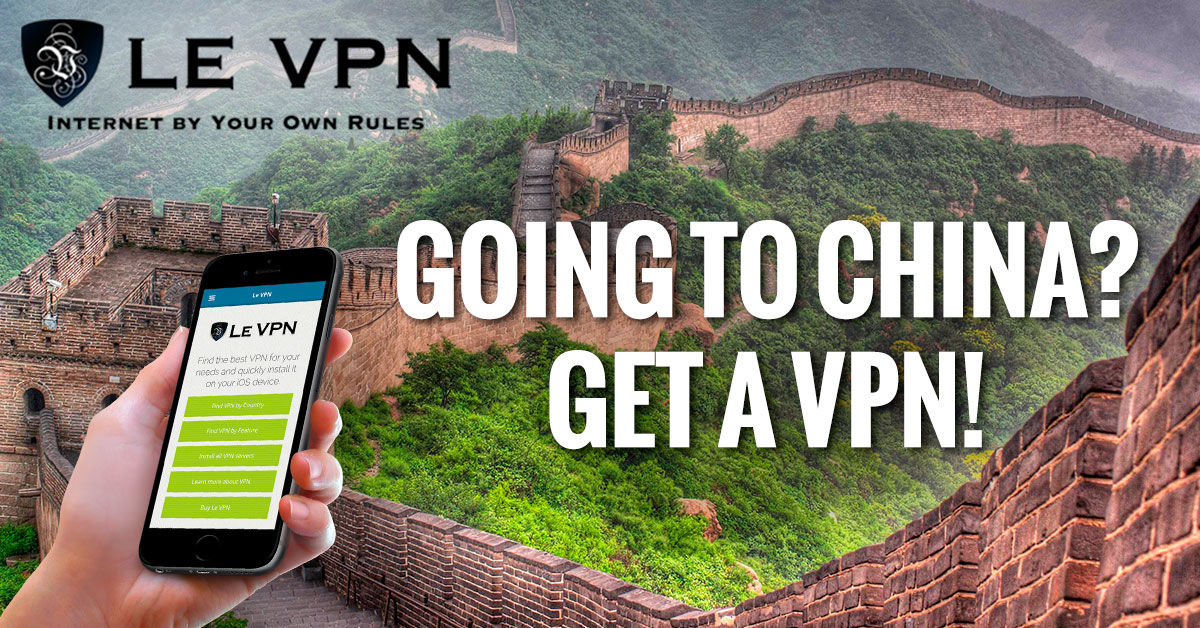 Le VPN Allows You To Access The Web Within High Restrictions