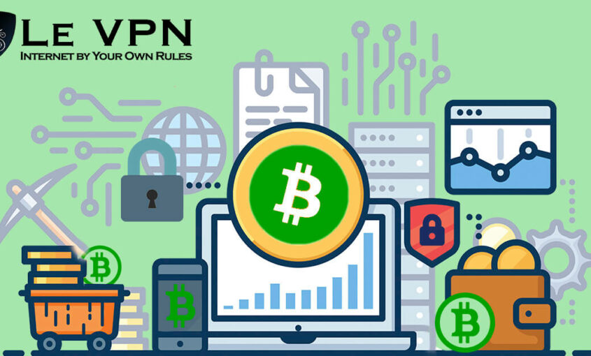 Don't allow hackers to check IP by using Le VPN's IP address. | Le VPN