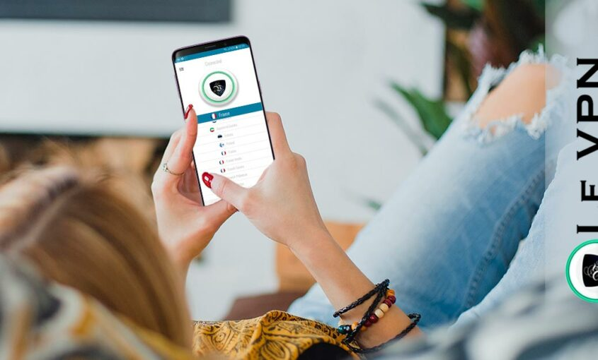 Stream live sports from anywhere with Le VPN's VPN plan. | Le VPN