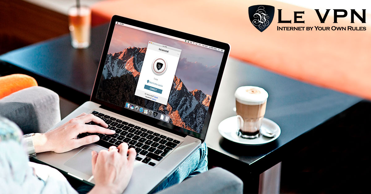 Le VPN To Stop Online Payment Frauds