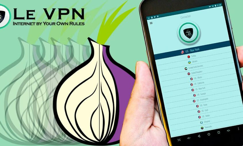 Download torrents anonymously with a reliable Tor VPN. | Le VPN
