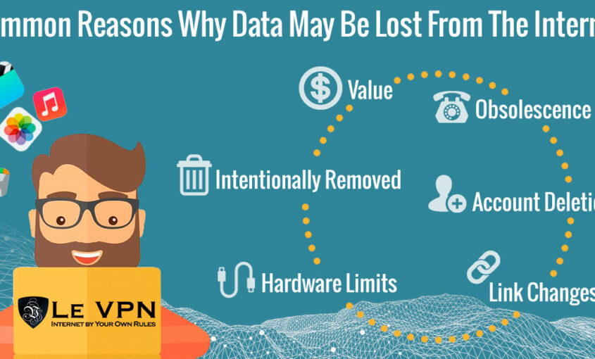 Computer VPN offers safety from hackers and online eavesdroppers. | Le VPN