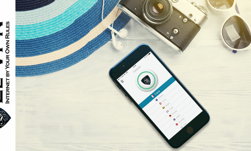 Use the best VPN client for iPhone for security on your handset. | Le VPN