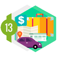 Cool uses of a VPN: 13. Save Money Booking Airline Tickets And Car Rentals. | Le VPN