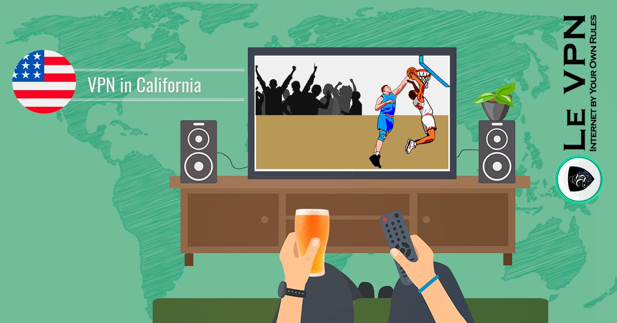 How to Watch the NBA live Stream from Anywhere in the World