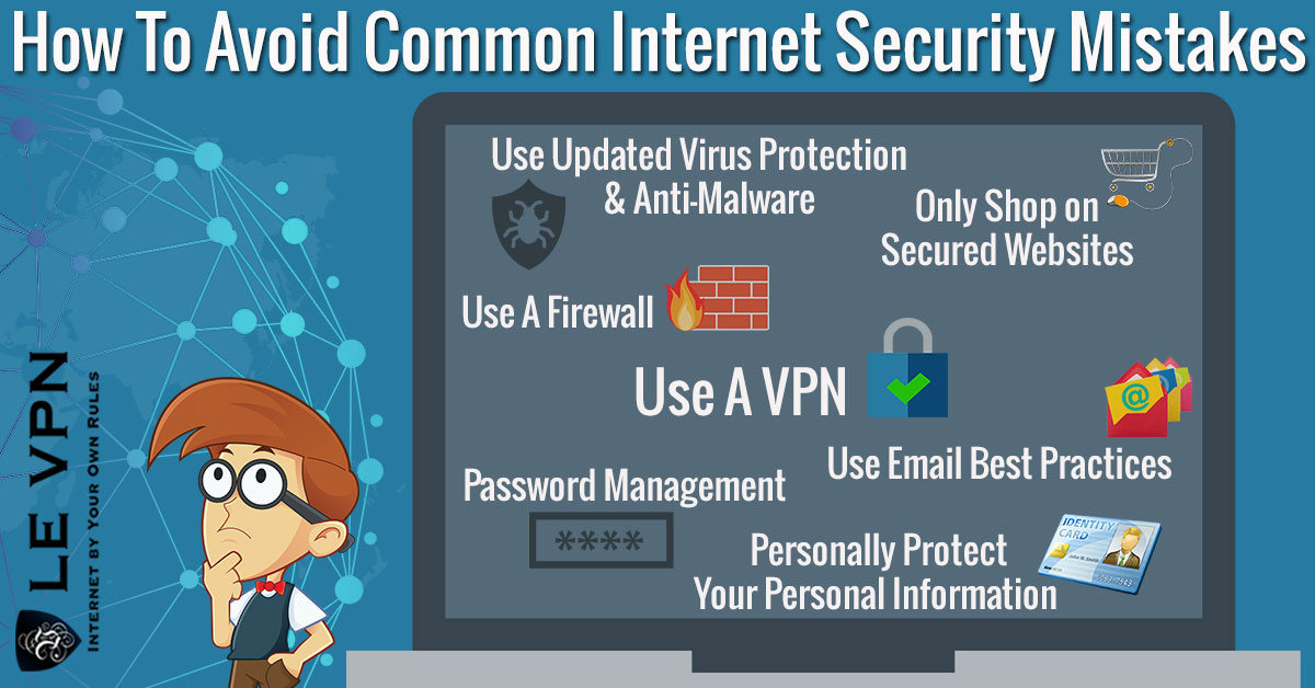 Bad Online Habits that Impact Your Internet Safety
