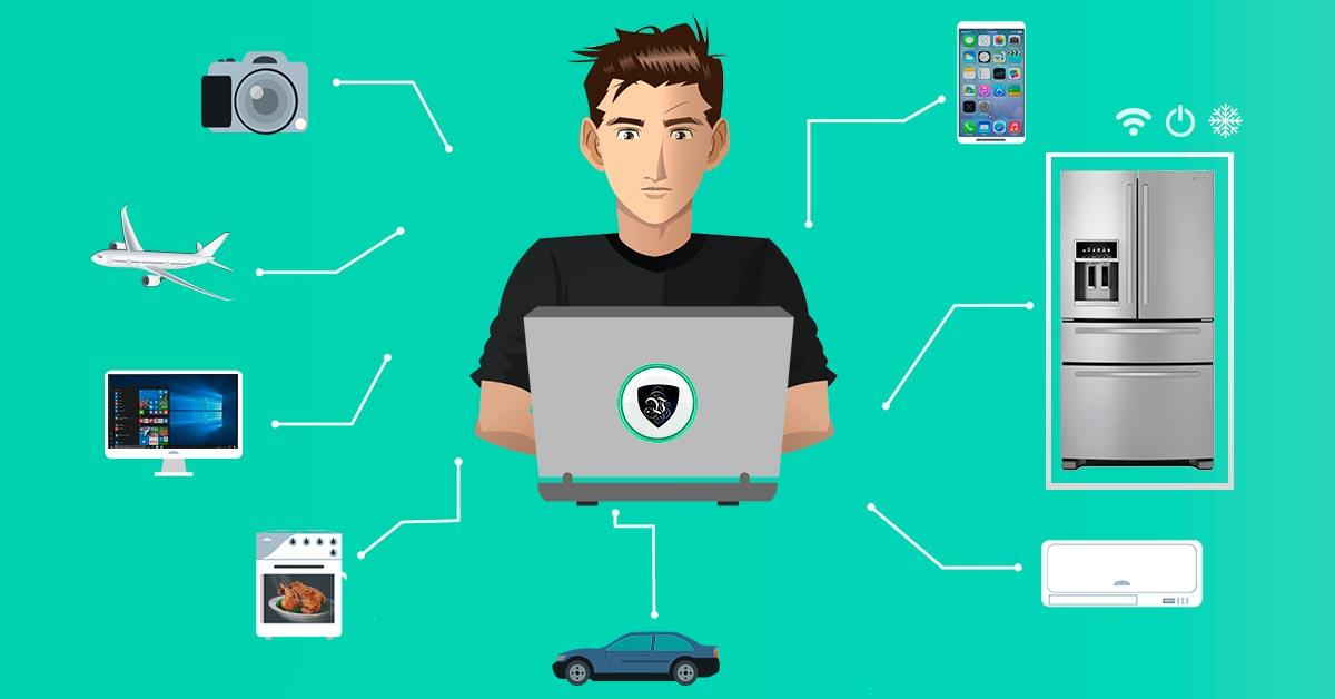 IoT Risks: How Smart is Having a Smart Fridge?