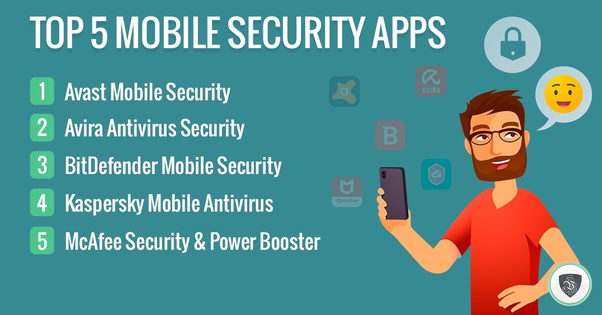 Best Mobile Security App for Your iOS or Android