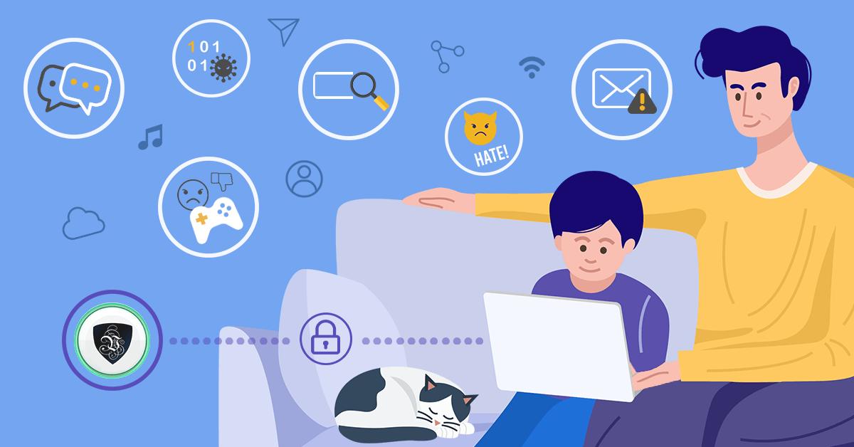 7 Tips for Kids Safety Online