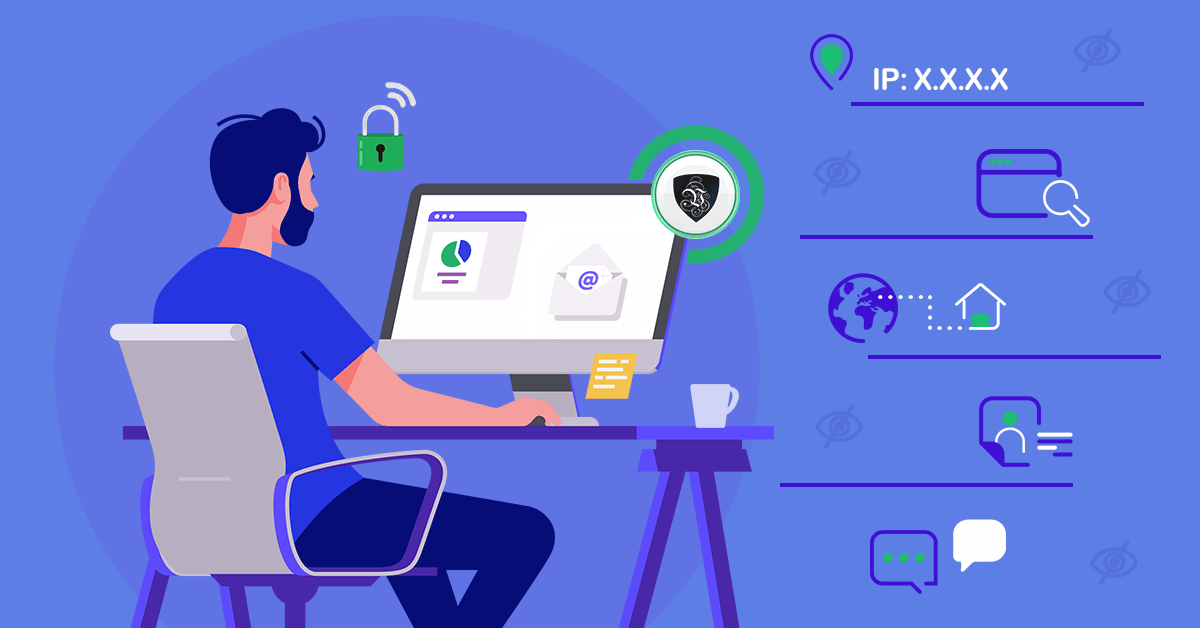 What does a VPN Hide: More than Just Location. | Le VPN