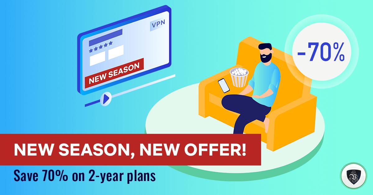 Le VPN New Season Offer   VPN Special   VPN promotion   VPN discount offer   Le VPN