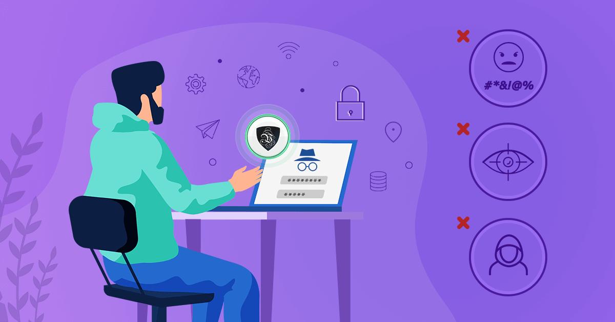 How do I Hide my Online Activity?