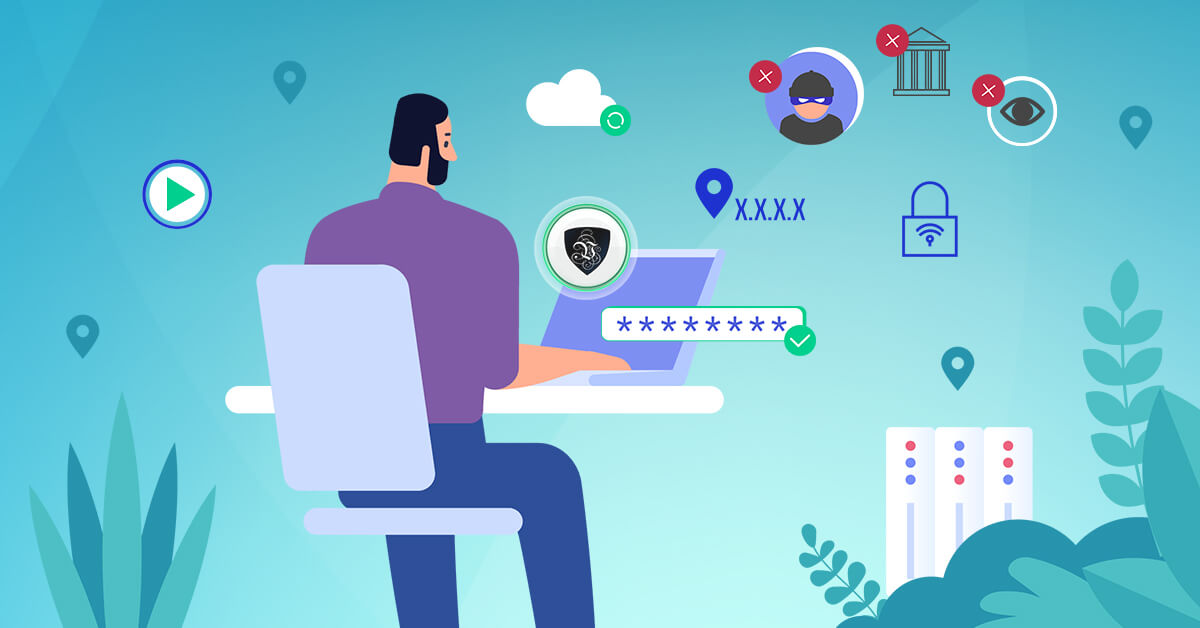 These are the reasons to Use a VPN in 2021. | Le VPN
