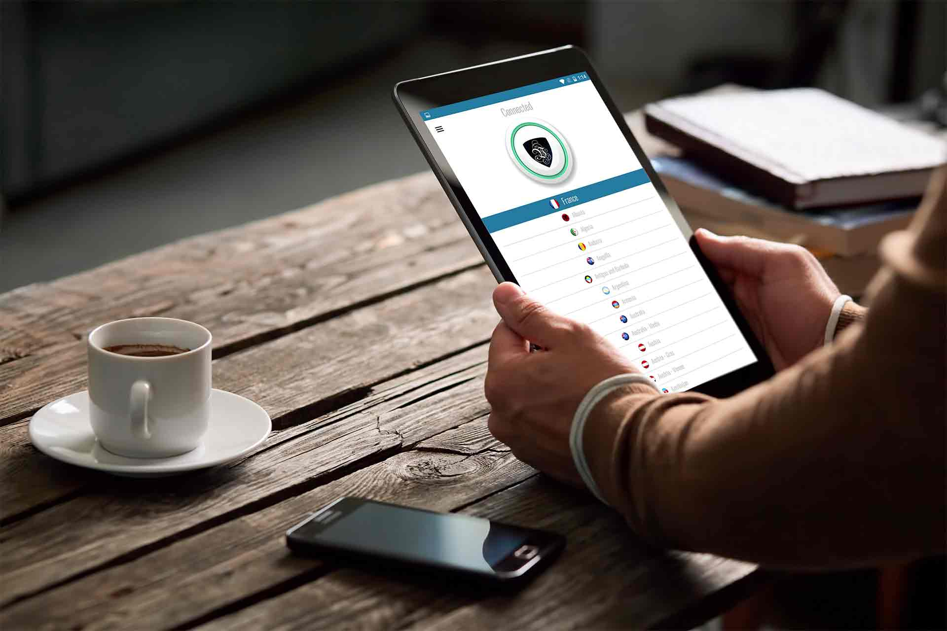 Get Le VPN app for all your devices
