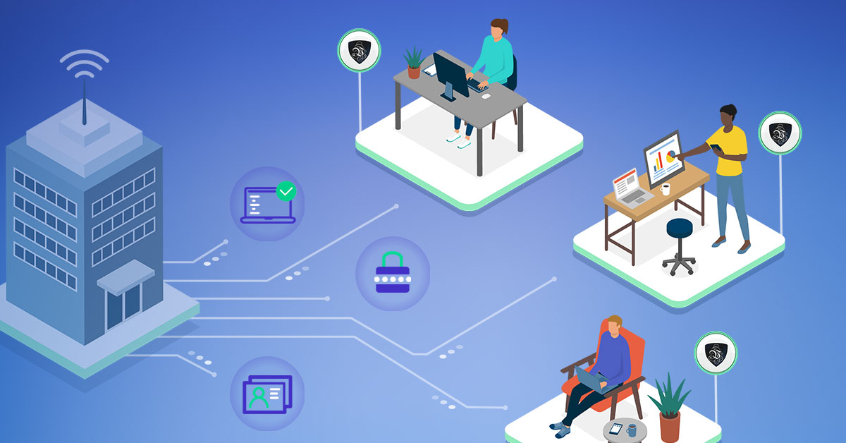 Cybersecurity Tips for Businesses with Remote Workers. | Le VPN