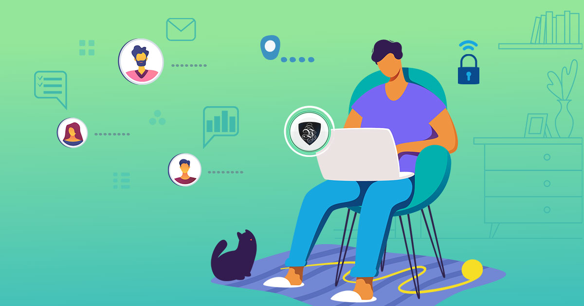 How to Secure Your Computer when Remote Working?