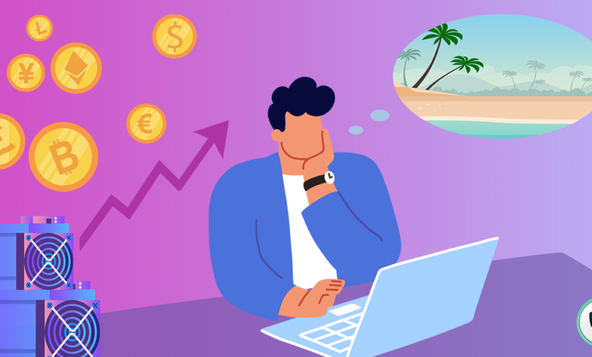 Can Cryptocurrency Miners have a Vacation? | Le VPN