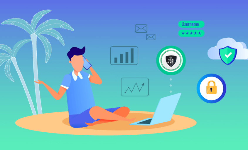 Can You Operate Your Business from a Faraway Beach? | Le VPN