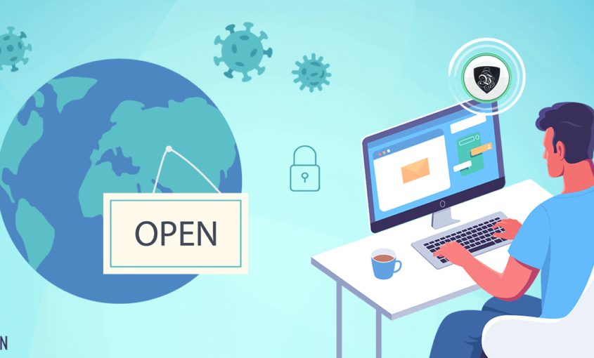 Top 10 Cybersecurity Habits in the Post-Covid World. | Le VPN